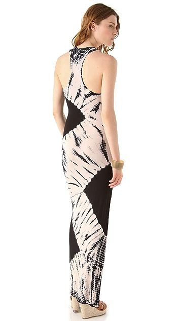 Young Fabulous & Broke Maelle Aztec Wash Maxi Dress
