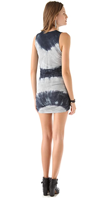Young Fabulous & Broke Camden Sunray Stripe Dress