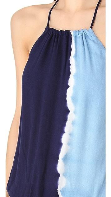 Young Fabulous & Broke Drea Ombre Sideways Dress