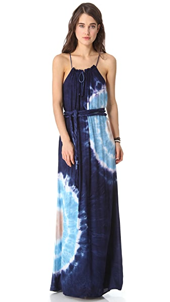 Young Fabulous & Broke Willow Zion Wash Maxi Dress