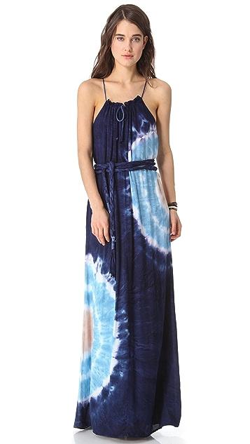 Young Fabulous & Broke Willow Zion Wash Maxi Dress