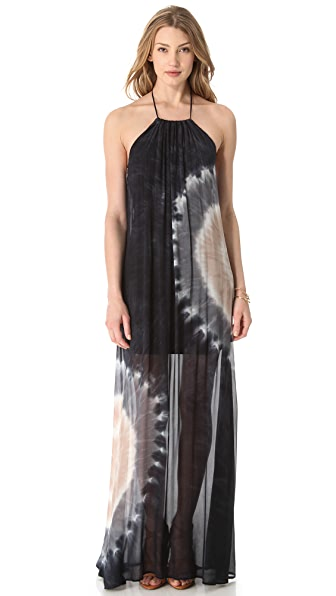 Young Fabulous & Broke Gila Zion Wash Maxi Dress