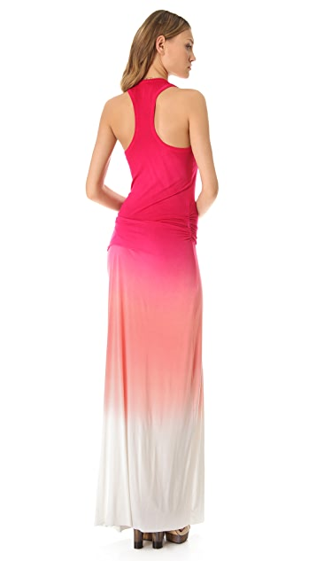 Young Fabulous & Broke Hamptons Sunset Ombre Maxi Dress