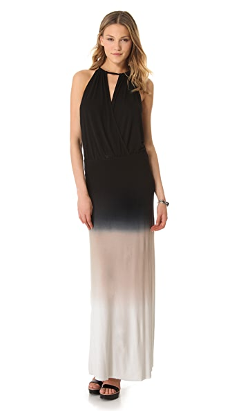 Young Fabulous & Broke Dyna Sunset Ombre Maxi Dress