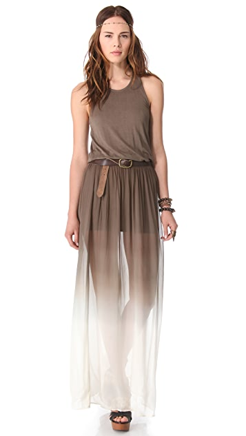 Young Fabulous & Broke June Ombre Maxi Dress