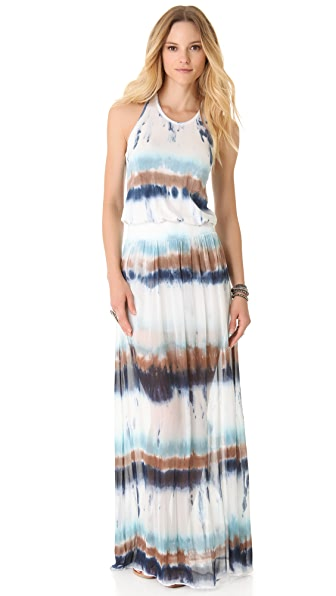 Young Fabulous & Broke June Drizzle Stripe Maxi Dress