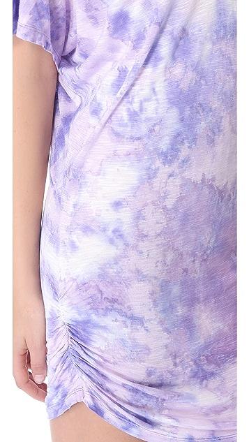 Young Fabulous & Broke Trish Cloud Wash Tunic Dress