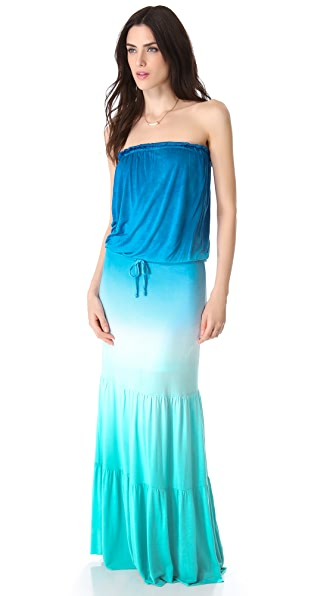 Young Fabulous & Broke Tressa Ombre Maxi Dress