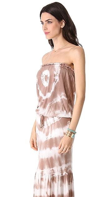 Young Fabulous & Broke Tressa Rio Wash Maxi Dress