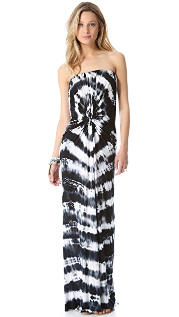 Young Fabulous & Broke Aphrodite Rio Wash Maxi Dress