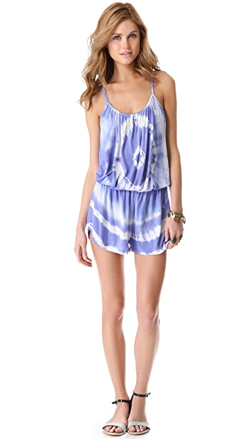 Young Fabulous & Broke Bunnie Rio Wash Romper