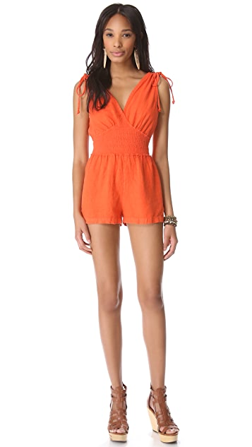 Young Fabulous & Broke Fallon Romper