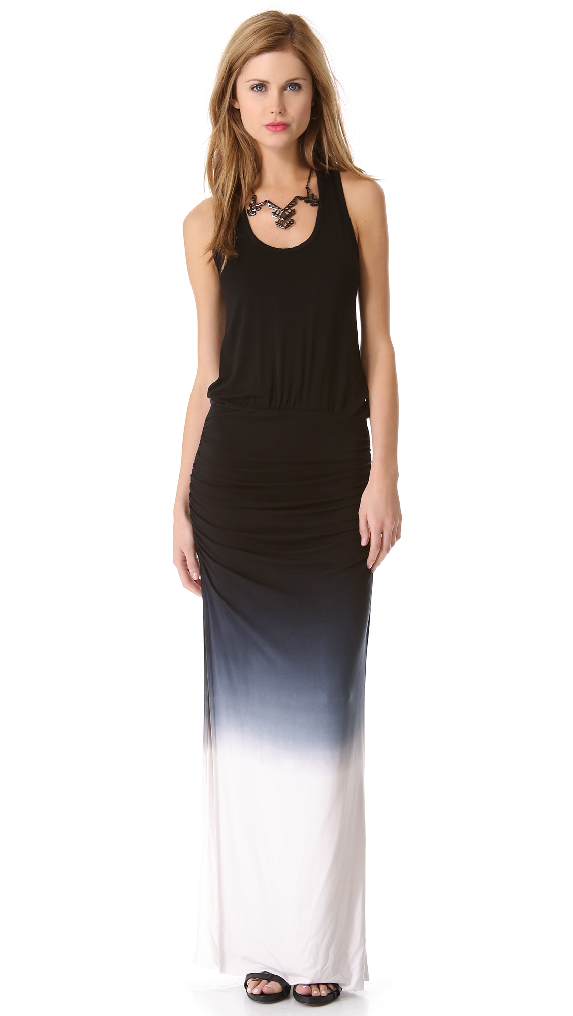 3ec79cb774 Young Fabulous   Broke Mel Ombre Maxi Dress