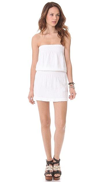 Young Fabulous & Broke Jil Mini Strapless Dress