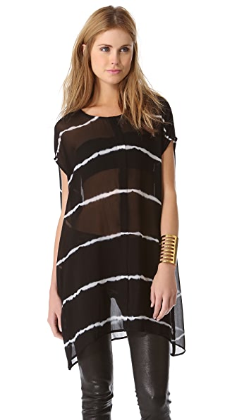 Young Fabulous & Broke Esther Striped Tunic