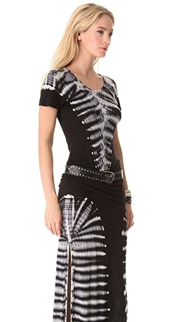 Young Fabulous & Broke Montauk Carnivale Maxi Dress