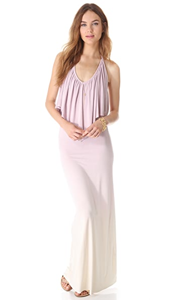 Young Fabulous & Broke Ciara Maxi Ombre Dress