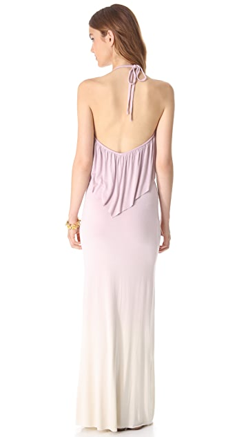 Young Fabulous & Broke Ciara Maxi Ombre Dress