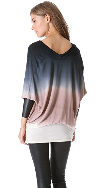 Young Fabulous & Broke Hippo Top Ombre