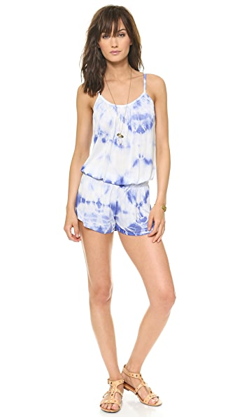 Young Fabulous & Broke Bunnie Romper