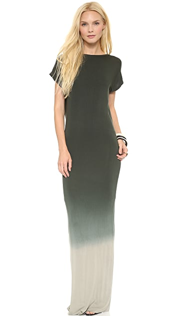 Young Fabulous & Broke Jaxon Ombre Maxi Dress
