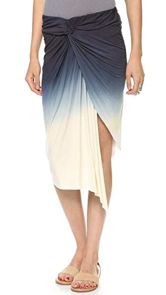 Young Fabulous & Broke Kulani Ombre Skirt