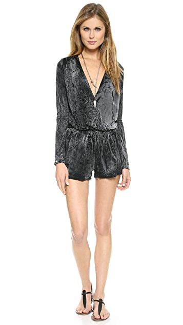 Young Fabulous & Broke Howell Romper