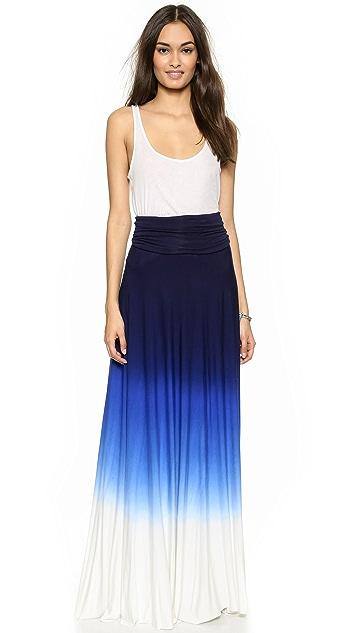 Young Fabulous & Broke Bangal Convertible Maxi Dress