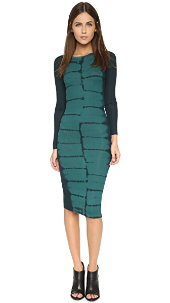 Young Fabulous & Broke Myra Dress - Teal