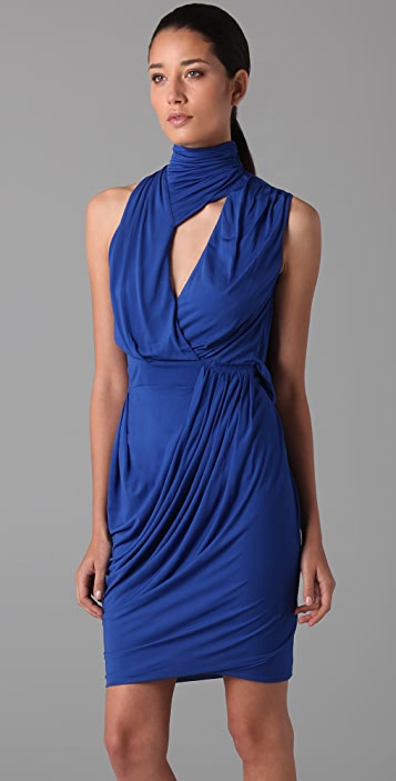 Yigal Azrouel Draped Dress