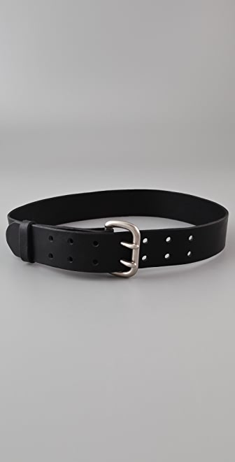 Yigal Azrouel Buckled Belt