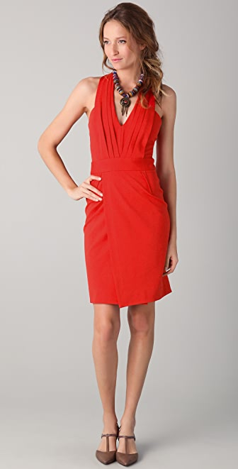 Yigal Azrouel T Back Dress