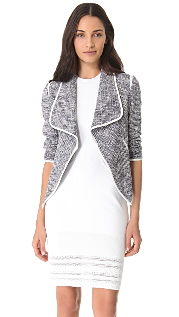 Yigal Azrouel Tweed Jacket