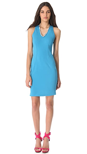 Yigal Azrouel Matte Jersey Dress