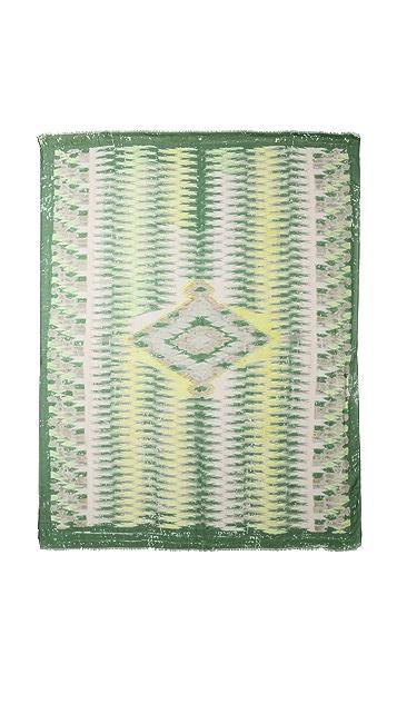 Yigal Azrouel Diamond Print Scarf
