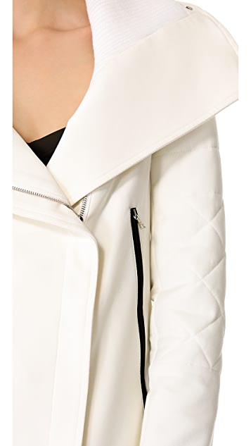 Yigal Azrouel Bi Stretch Tech Jacket