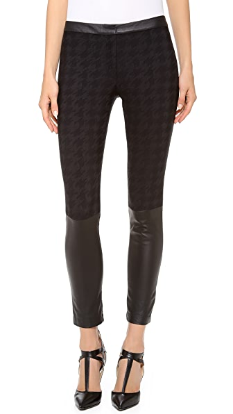Yigal Azrouel Tech Jacquard Pants