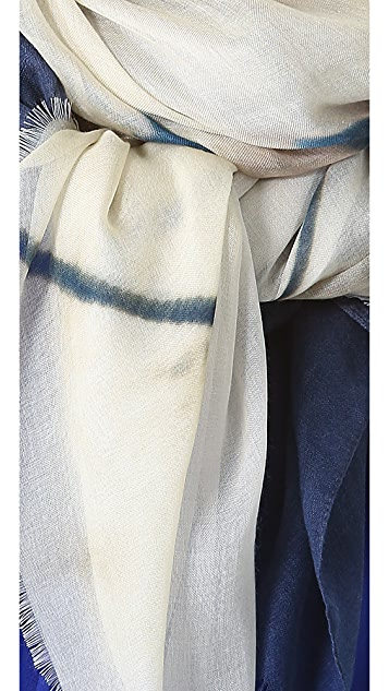 Yigal Azrouel Jellyfish Print Scarf