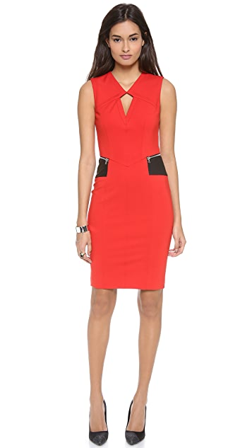 Yigal Azrouel Compact Jersey Dress