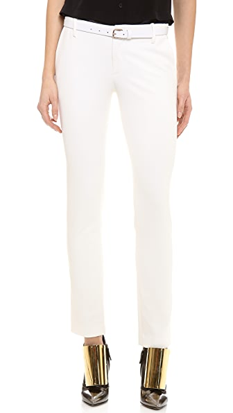 Yigal Azrouel Bi Stretch Tech Pants