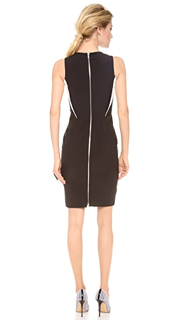 Yigal Azrouel Stretch Tech Dress