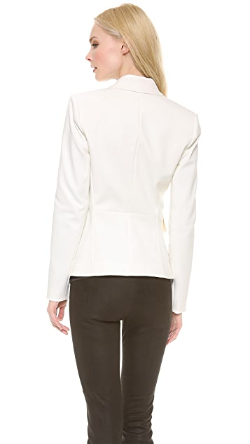 Yigal Azrouel Cotton Tech Jacket