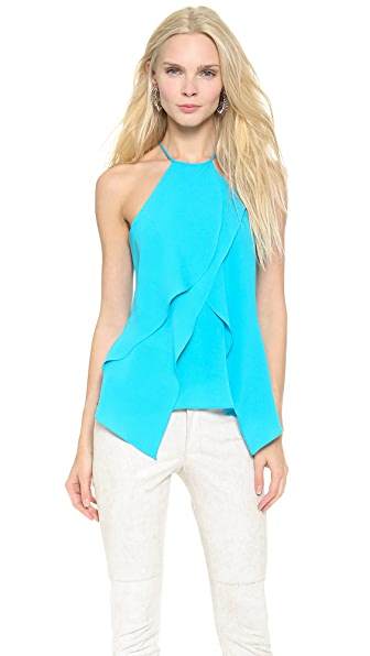 Yigal Azrouel Drapey Top