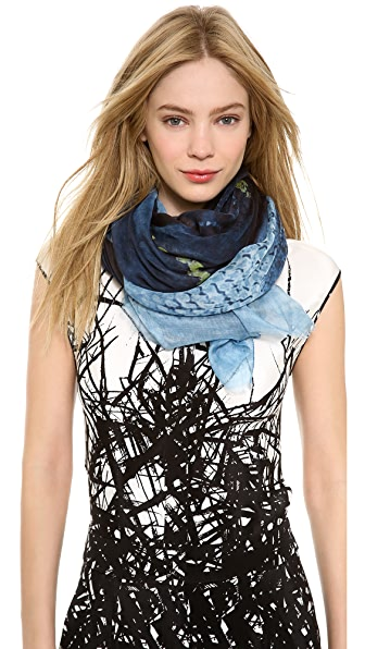 Yigal Azrouel Snake Scarf