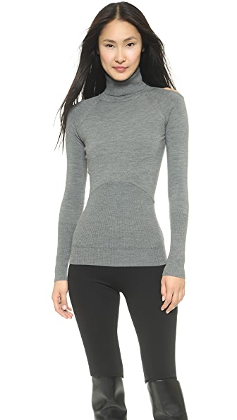 Yigal Azrouel Open Shoulder Pullover