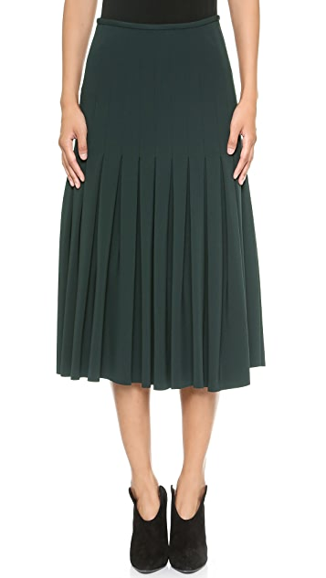 Yigal Azrouel Mechanical Pleat Skirt