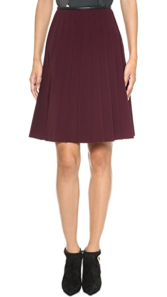 Yigal Azrouel Mechanical Stretch Skirt