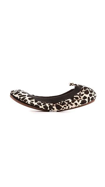 Yosi Samra Samara Giraffe Haircalf Flats