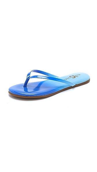 Kupi Yosi Samra online i prodaja Yosi Samra Roee Ombre Flip Flops Marina Blue-Skylight Blue haljinu online