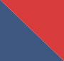 Engine Red/Mezzo Blue